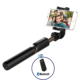 Amazon Hot Sales Remote Bluetooth selfie stick with Tripod Wireless for iPhone / Android