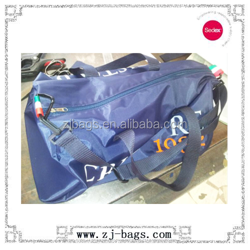 2017 YiWu Manufacturer top quality Round travel bag