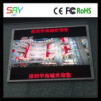 Optoelectronic Displays Full color P10 Outdoor Led Display Screen