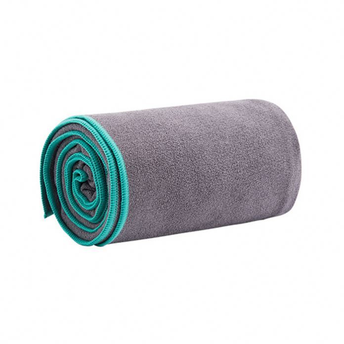 Antique Anti-Microfiber Antimicrobial Hot Yoga Mat And Towel Equipment