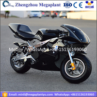 gas 49CC air cooled kid mini moto pocket bike for sale price