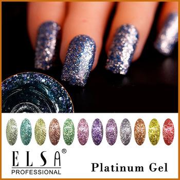 Elsa Nail Art Designs Msds Provided Soak Off Uv Gel Polishplatinum