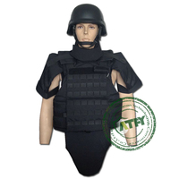 ballistic soft military level iv tactical full bulletproof kevlar body armor