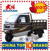 China Supplier BeiYi DaYang Brand Automatic 250cc Closed Cabin 3 Wheel Motorcycle cargo adult tricycle with CCC