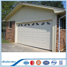 Wuxi China manufacture Sectional automatic garage door