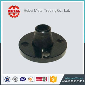 Titanium Integral Pipe Copper Floor Forged Flange Price For Sale