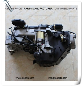 GY6 150cc engine kit with reverse gear for scooter