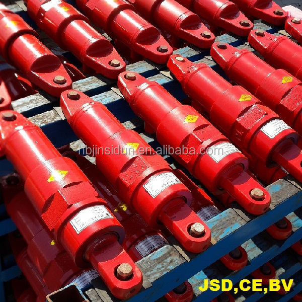 JSD used hydraulic cylinder for the agricultural machines