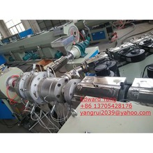 16-63 mm PE/PPR pipe production line machine