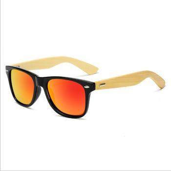 684b55d19c1c Wholesale fashion custom sun glasses Sunglasses China UV400 polarized wooden  sports Sunglasses Women 2018