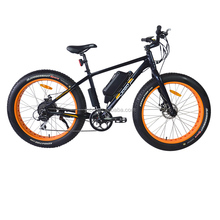 2016 8 FUN 48V 500W fat tyre beach crusier electric fat bike