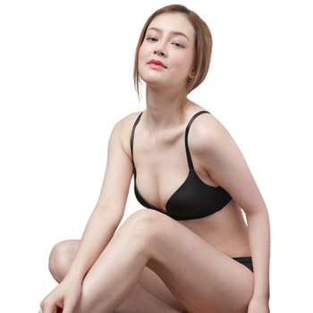 Free Shipping Newest Design Seamless Bra Push Up Thin Brassiere Sexy for Small Chest Girls Ladies