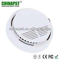 2016 Hot Sale Conventional Optical Cigarette Wireless Smoke Detector Fire Alarm PST-SD202