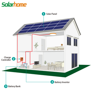 2018 sun tech 5kw system whole house solar power systems 10kw
