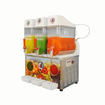 Three Tank Commercial Margarita Slush Frozen Drink Machine ...