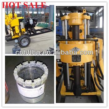Oil Drilling Machine Manufacturer Mt 130y Water Well
