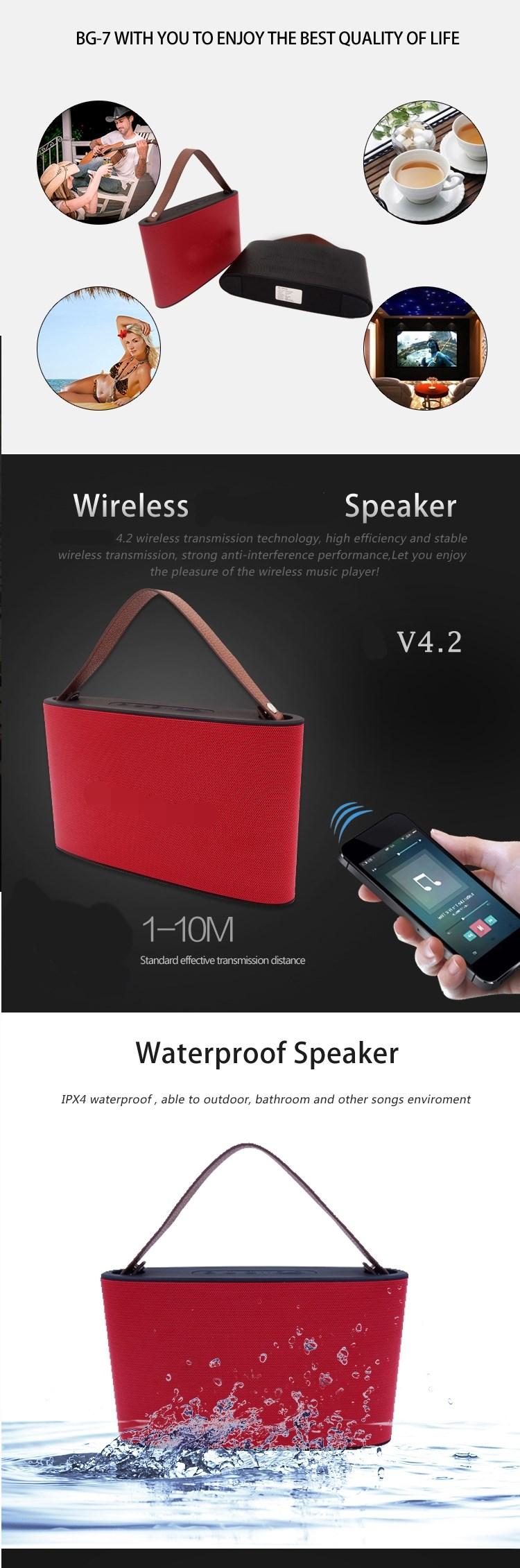 CET-DR03 Desain Eksklusif Suara Murni Portable Speaker Bluetooths Subwoofer