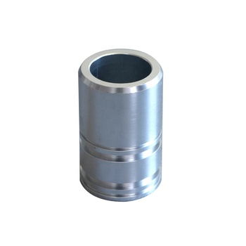 weight stack parts aluminum bushing for fitness parts