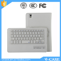 VCASE 8 inch Wireless Bluetooth Keyboard PU Leather tablet Case For Samsung Galaxy Tab 3 lite T311