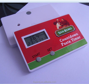 365 days countdown card timer with LCD display counting time