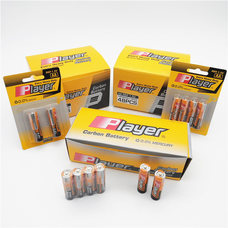 Cell Battery, R03P, AAA SIZE,1.5V