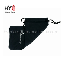 Brand new personalised microfiber sunglasses pouch