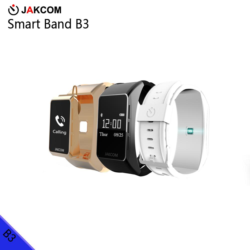 Jakcom B3 Smart Watch 2017 New Premium Of Wristwatches Hot Sale With Mens Stainless Steel Quartz Clockwork Relojes Hombre