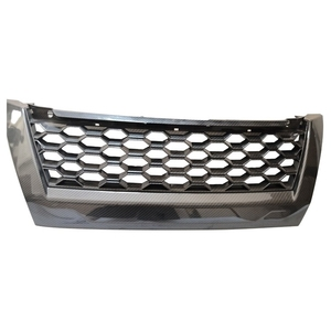 For 2016 fortuner grill accessories body kit