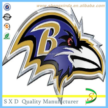 Custom Colored Eagle Emblem for Automobile