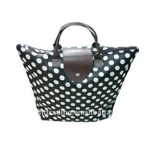 foldable resuable shopper bag cheap 2012