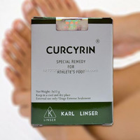 Curcyrin Special Remedy For Athlete's Foot