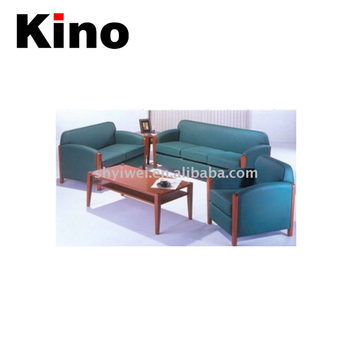 Blue Office Leather Sofa Meeting Room Sofa Buy Light Blue Leather