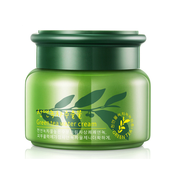 Oem Odm Hanchan Natural Green Tea Extract Moisturizing Essence Cream For Face Care