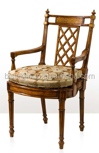 Sofas, Armchairs & Suites Reproduction Sofas/chaises French Armchair Baroque Chair Livingroom Furniture Fine Workmanship