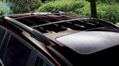 Cross Bars Roof Rack Set Highlander 08 09 10 11 12 Genuine Toyota New!