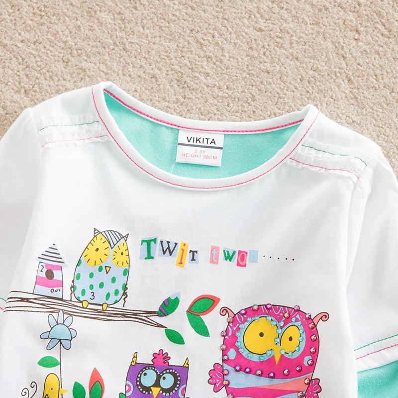 HTB10DgufMnH8KJjSspcq6z3QFXaT - Girls Long Sleeve All Year T-Shirt, Long Sleeve, Cotton, Various Designs and Prints