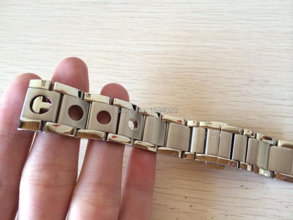 20 мм ( пряжка 18 мм ) T91 часы группа PRS516 гоночной серии из нержавеющей стальной ленты