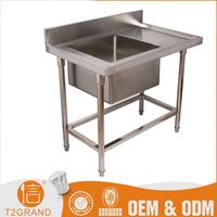Cheapest Price Oem Apartment Size Used Cheap Basin Kitchen Sinks Stainless Steel