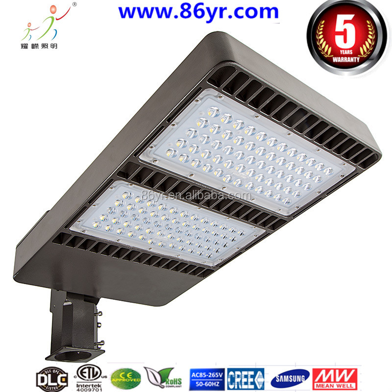 Yaorong Etl Dlc Shoe Box Led Lights Parking For Area And Roadway ...