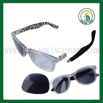 Interchangeable Sunglasses Changeable Temple Sunglasses ...