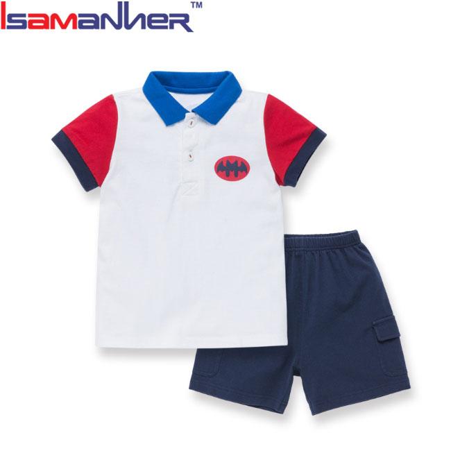 ใหม่ล่าสุดฤดูร้อนเด็กเกาหลีเสื้อผ้าเด็กขายส่ง
