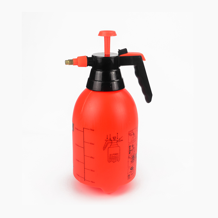 Manufacturers direct home gardening water pressure sprayer,customed colorful plastic pump sprayer