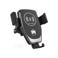 10W fast qi car charger wireless Phone Holder Qi Wireless car Charger, car wireless charger