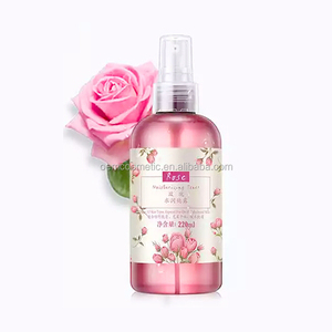 wholesales turkish 100% Pure and Natural rose pure moisturizing water