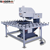 automatic machine for glass drilling manufacturer/manual drilling machine for glass processing china supplier