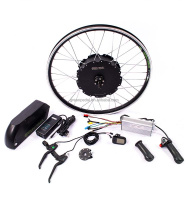 Greenpedel heavy duty strong power 48v 90v 3000w ebike conversion kit with battery