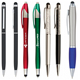 Promotional Stylus Pen/Stylus Touch Screen Pen/Metal Stylus Ballpoint Pen With Logo
