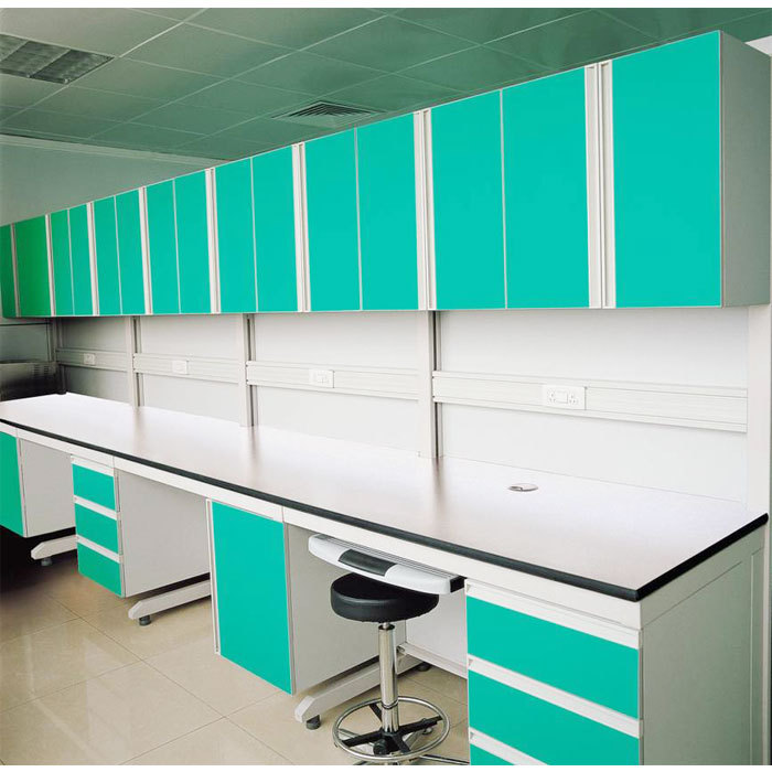 Superb Laboratory/office Wall Mounted Hanging Cabinet