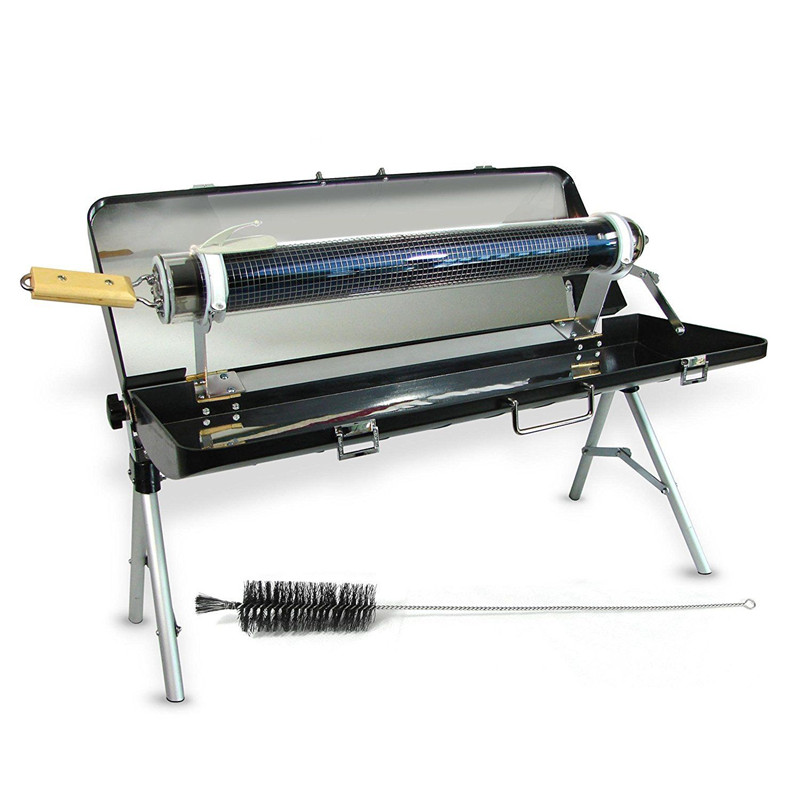 Beach Camping Barbecue Solar Bbq Grill Outdoor Product On Alibaba