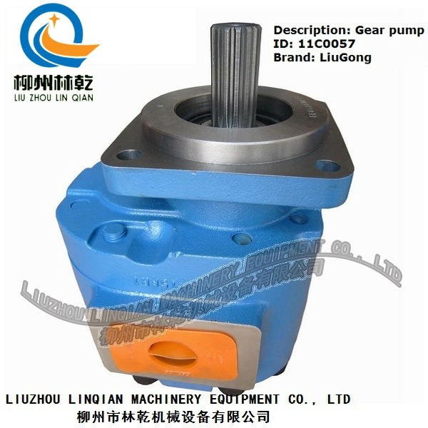 Hydraulic Parts 11C0057 Permco Gear Pump